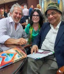 Con Bruce Lipton y Amit Goswami