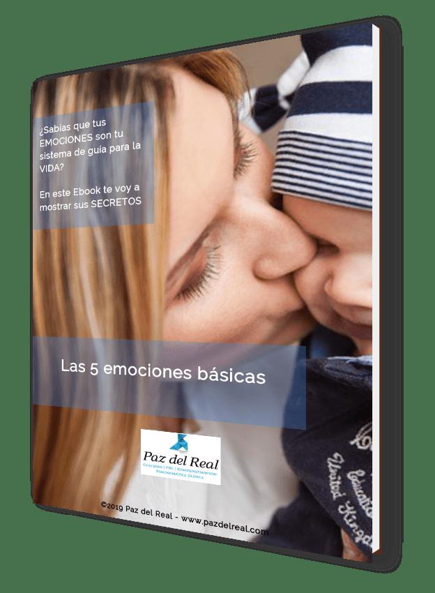 Ebook - Las 5 Emociones Básicas