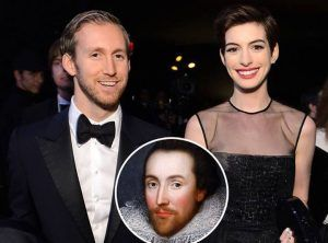 shakespeare y anne hathaway