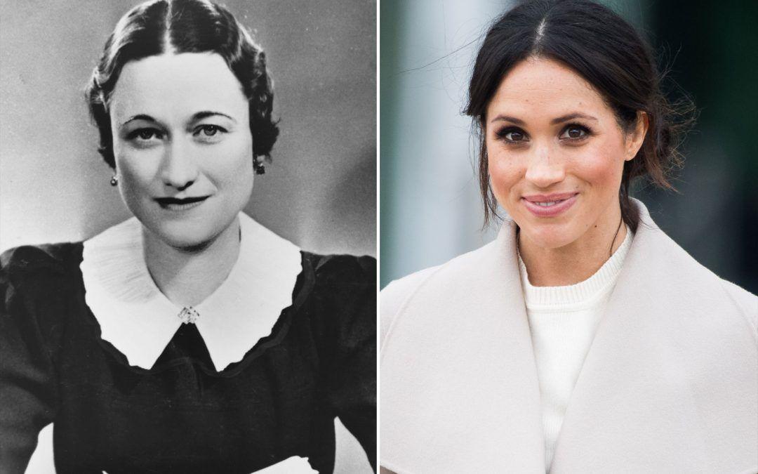 La duquesa de Sussex y la de Windsor - Numerologías similares